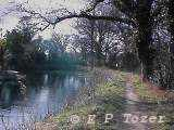 Basingstoke Canal, photo � E.P.Tozer